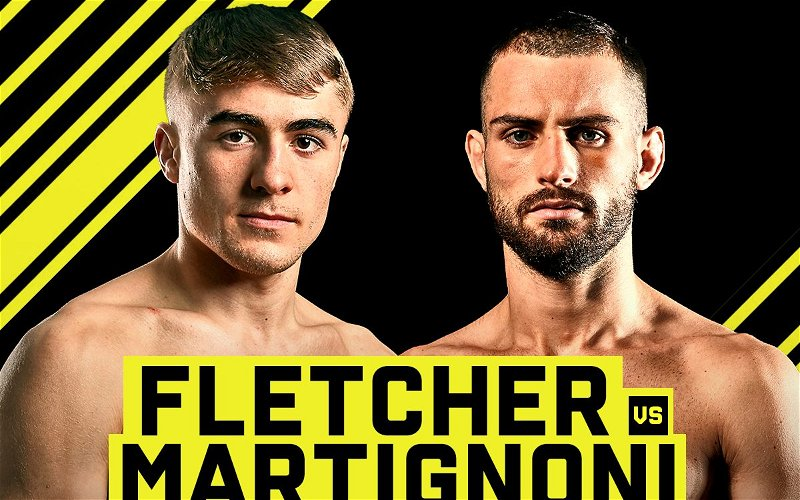 Image for Interview with Nathan Fletcher Ahead of Cage Warriors 122