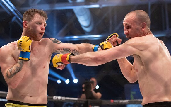 Image for Cage Warriors 120 Preview