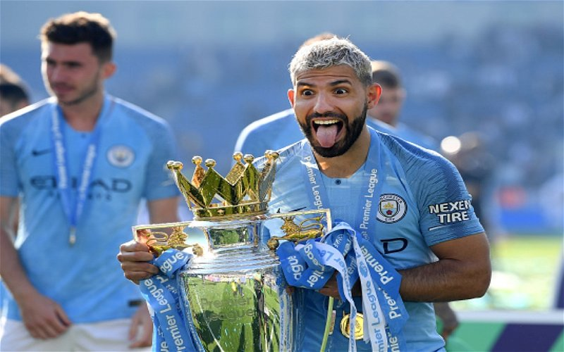 Image for Iconic Forward Sergio Agüero Set to Part Ways With Manchester City At The End of 2020/21 Season