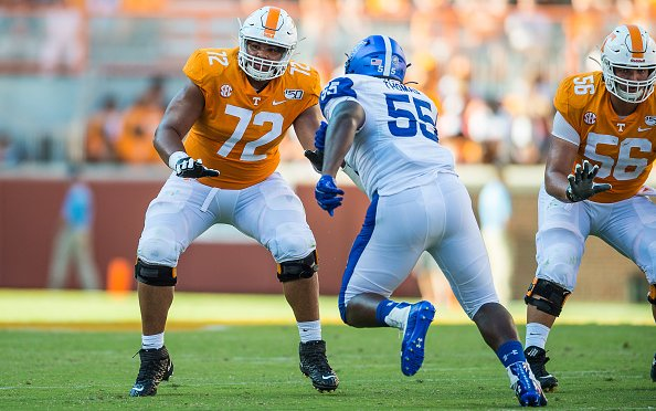 Image for The 5 Best Tennessee Volunteers NFL Draft Prospects For 2022