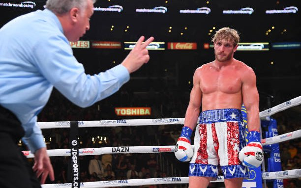 Image for Logan Paul's Record Fight and the Future of Fight Sports Online