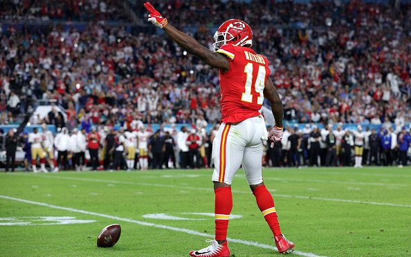 Image for 2021 NFL Free Agency: 3 Potential Destinations for Sammy Watkins