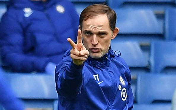 """Image for Talk Of The Town:  """"Thomas Tuchel & The Blues"""""""