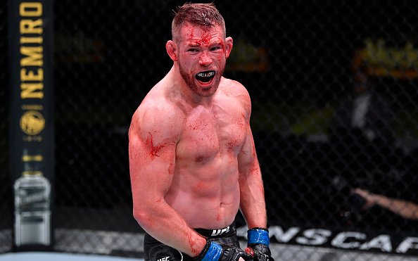 Image for Interview with Jason Witt Ahead of His UFC Vegas 21 Fight