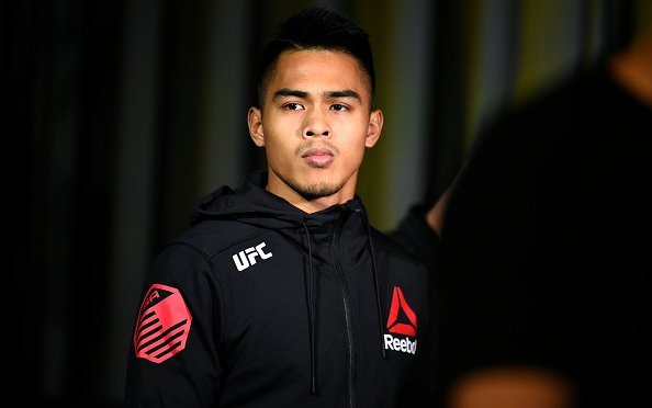 Image for Interview with Kai Kamaka III Ahead of his Fight on May 1st
