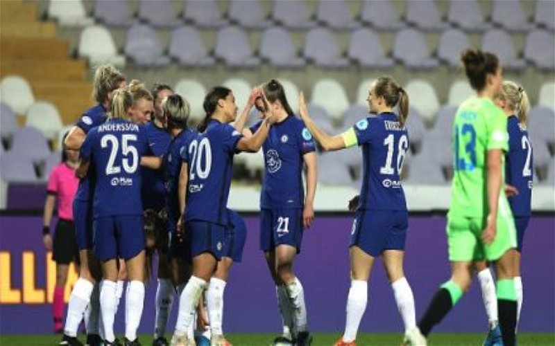 Image for Women's Champions League 20/21 Review: Goals Galore and Manchester City Embarrassed