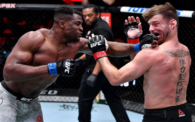 Image for UFC 260: 5 Amazing Takeaways and Results