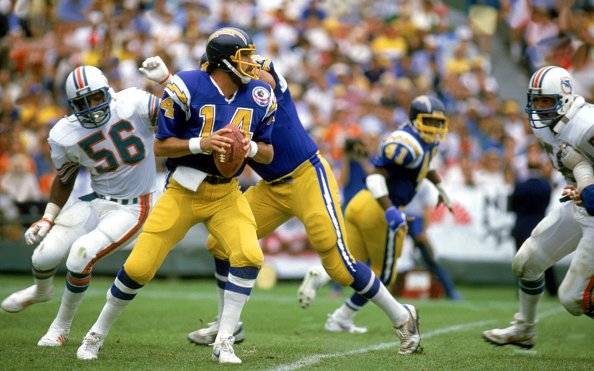 Image for The 5 Greatest Chargers Quarterbacks of All Time