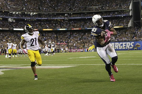 Chargers Recievers