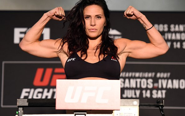 Image for Cat Zingano and Olivia Parker Set to Fight at Bellator 256