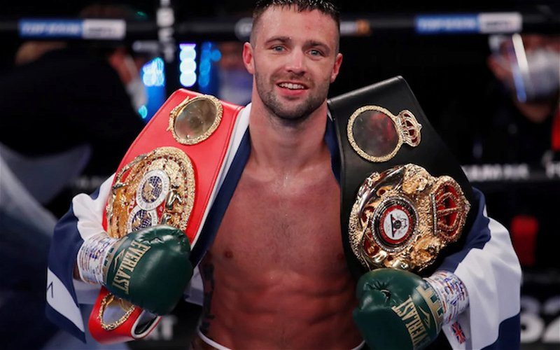 Image for Josh Taylor Firmly Targets Idol Pacquiao…And The World