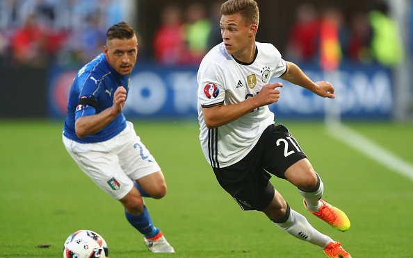 Image for Philipp Lahm to Joshua Kimmich: Two Generations Of Greatness