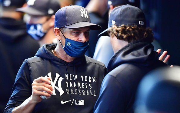 Image for 2021 NY Yankees: 10 Things to Know After 10 Games