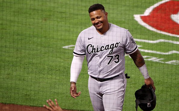 Image for 2021 White Sox: Yermin Mercedes Makes History