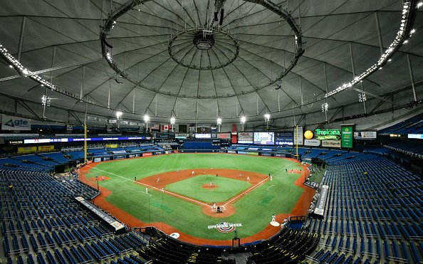 Image for 2021 Tampa Bay Rays: Home Opener Series Preview