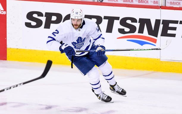 Image for How Alex Galchenyuk Is Settling in With the Toronto Maple Leafs in 2021