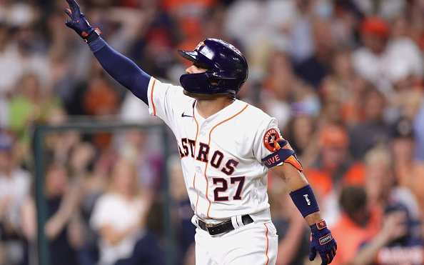 Image for 2021 Houston Astros: Jose Altuve Returns To The Lineup