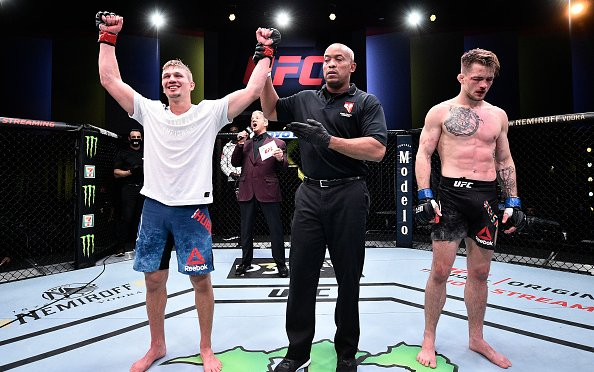 Image for With Natan Levy Injured, Austin Hubbard and Dakota Bush Are Set To Fight at UFC Vegas 24