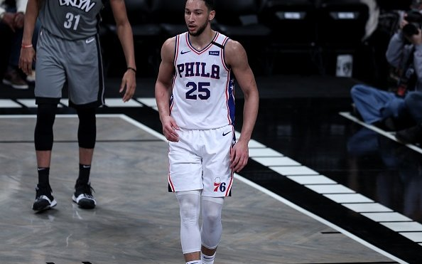 Image for The Highs and Lows of Ben Simmons' 2021 Season