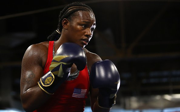 Image for Claressa Shields vs Brittney Elkin Fight Booked for June 10th PFL Event
