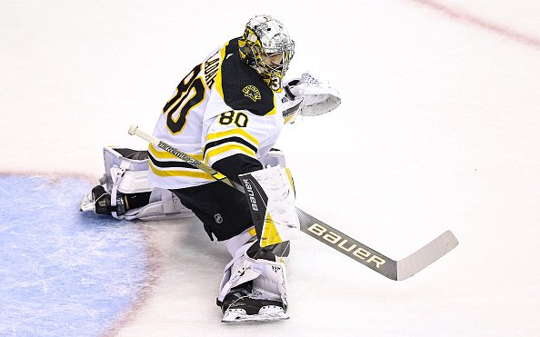Image for Are Dan Vladar and Jeremy Swayman the Answer for the Boston Bruins in Net Past 2021?