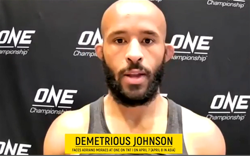 Image for Demetrious Johnson Humbly Admits That He Still Has More To Improve On