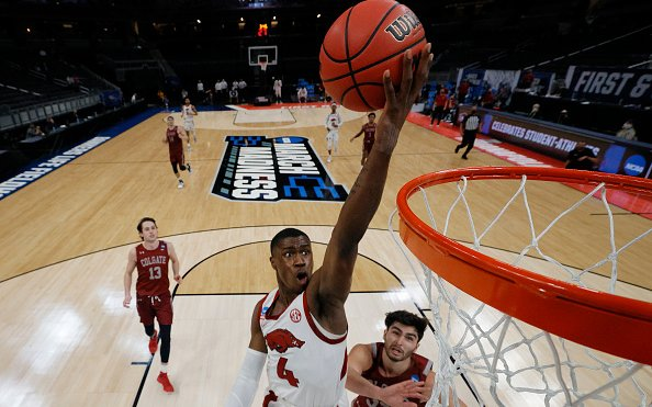 Image for College Basketball Way-Too-Early Top 10 for the 2021-22 Season
