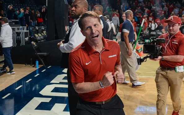 Image for Arkansas Becoming a Transfer Destination Thanks to Eric Musselman's Recruiting Style