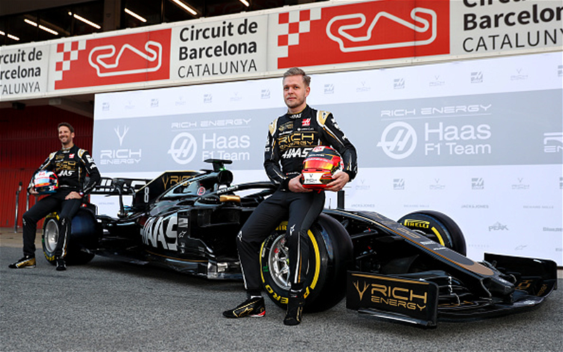 Image for HAAS F1 Team: Learning From Mistakes in Bahrain GP