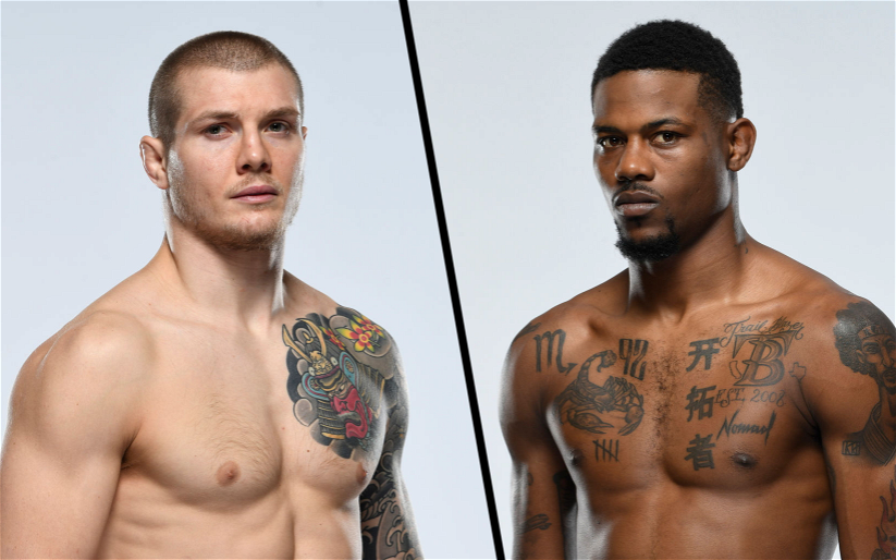 Image for Kevin Holland Steps Up To Replace Darren Till, Faces Marvin Vettori at UFC on ABC 2