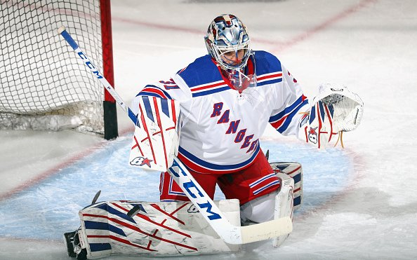 Image for How the New York Rangers Embarrassed the New Jersey Devils In a 4 Game Series