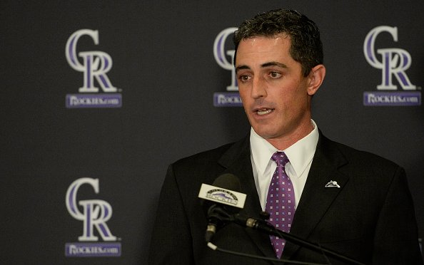 Image for MLB Breaking News: Jeff Bridich Steps Down