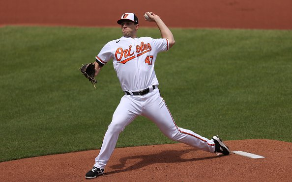 Image for 2021 Baltimore Orioles: Why the O's Should Keep John Means