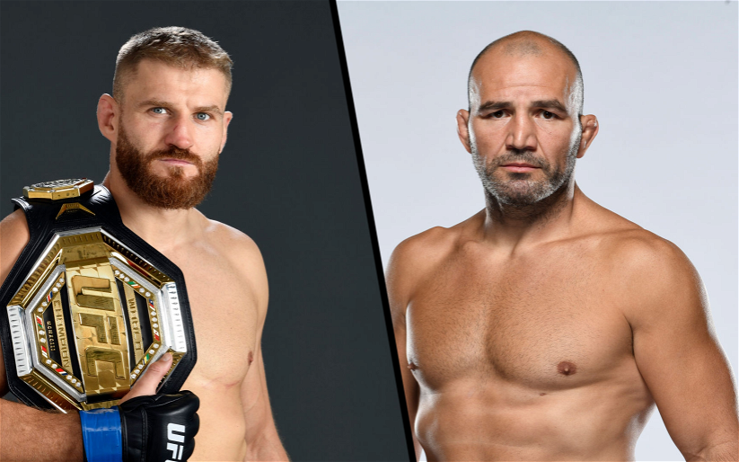 Image for Jan Blachowicz and Glover Teixeira To Fight At UFC 266