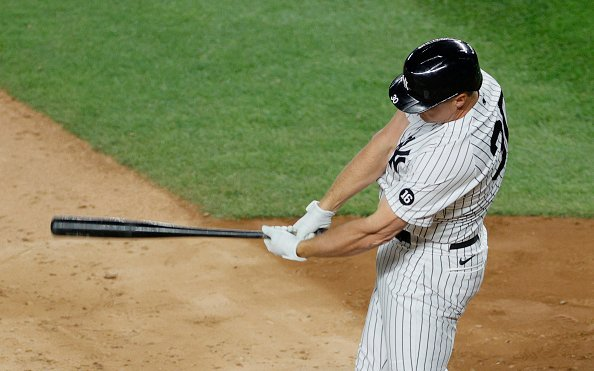 Image for Latest MLB News: Yankees' Jay Bruce Calls It Quits