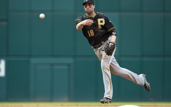 Image for MLB History: Neil Walker With the Pittsburgh Pirates