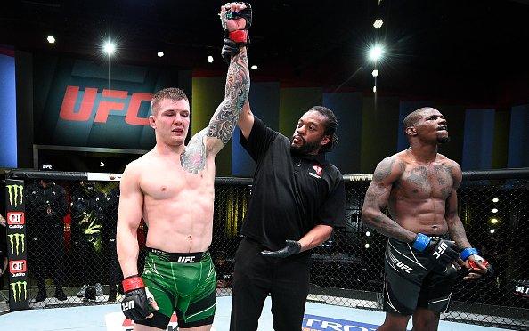 Image for UFC Vegas 23: Conclusions and Results