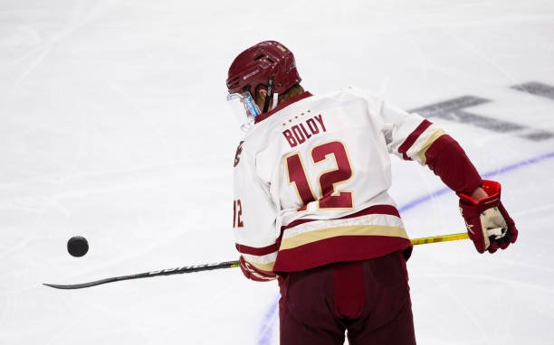 Image for Matt Boldy Signs Three Year Entry-Level Contract With Minnesota Wild