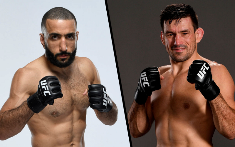 Image for Belal Muhammad and Demian Maia to Fight at UFC 263