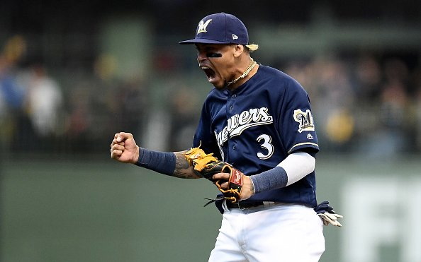 Image for MLB Breaking News: Brewers Trade Arcia to the Braves