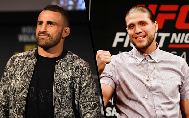 """Image for Alexander Volkanovski and Brian Ortega Set To Coach 29th Season of """"The Ultimate Fighter"""""""