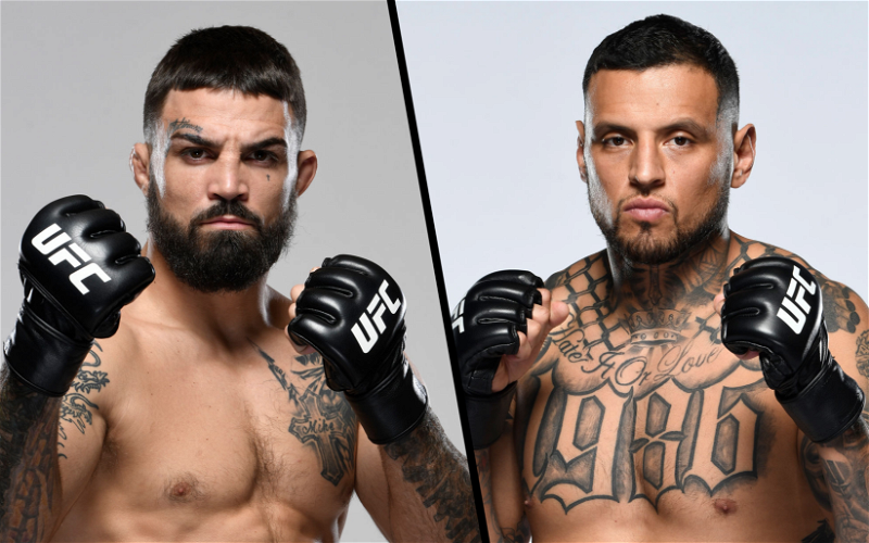 Image for UFC Vegas 23: Mike Perry vs Daniel Rodriguez Fight Preview and Prediction