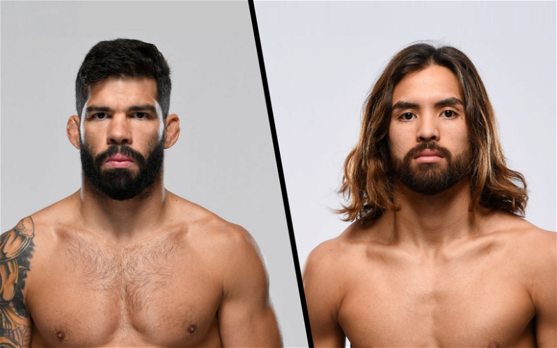 Image for Kyler Phillips vs Raphael Assuncao Scheduled to Fight on July 24th UFC Card