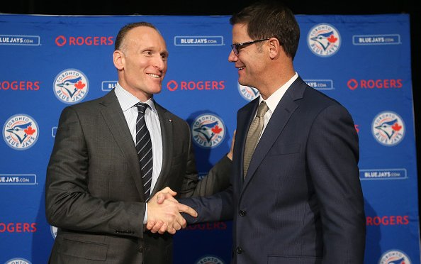 Image for Latest MLB News: Blue Jays GM Ross Atkins Signs Five-Year contract extension
