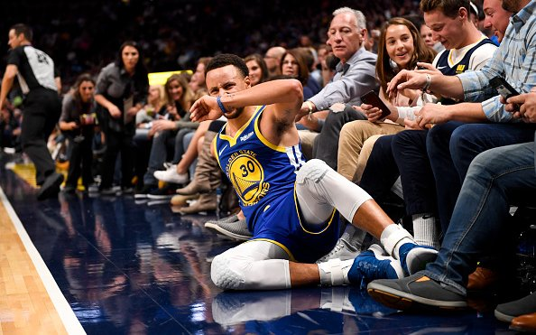 Image for Golden State Superstar Steph Curry Keeps Breaking Records in 2020-21