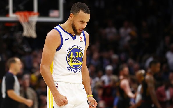 Image for 2021 MVP Race: Where is Stephen Curry?