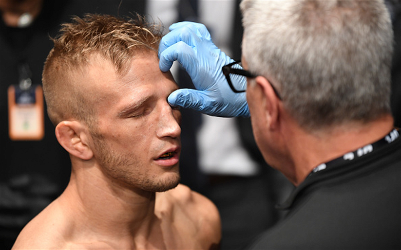 Image for TJ Dillashaw Out Of Comeback Fight Versus Cory Sandhagen