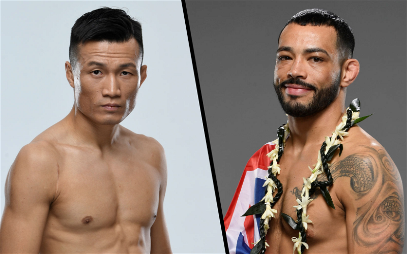 Image for Exciting Featherweights Korean Zombie and Dan Ige Set for June 19th