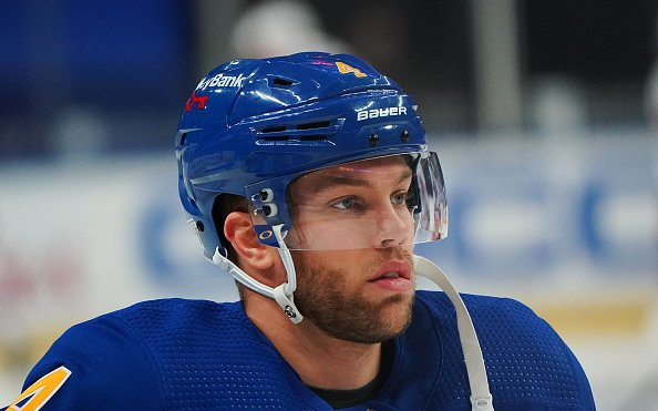 Image for Taylor Hall Traded to Boston Bruins for Anders Bjork and One Draft Pick