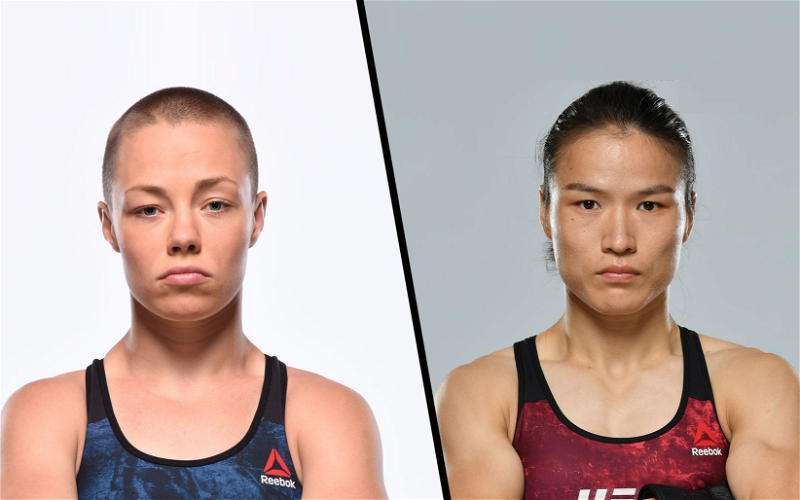 Image for UFC 261: Weili Zhang vs Rose Namajunas Fight Preview and Breakdown
